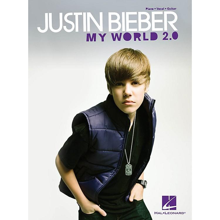 Hal LeonardJustin Bieber - My World 2.0 PVG Songbook