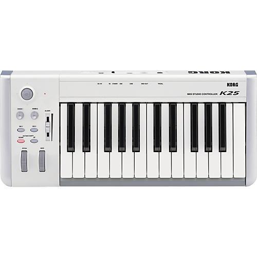 Korg K-25 25-Key USB MIDI Keyboard Controller