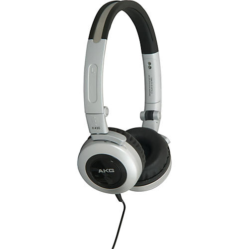 AKG K 430 Closed Back On-Ear Headphones
