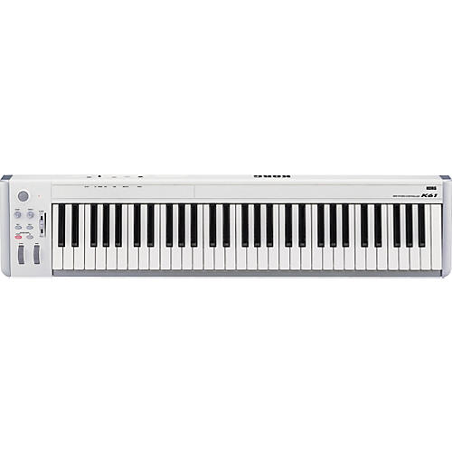 korg k 61 61 key usb midi keyboard controller musician 39 s friend. Black Bedroom Furniture Sets. Home Design Ideas