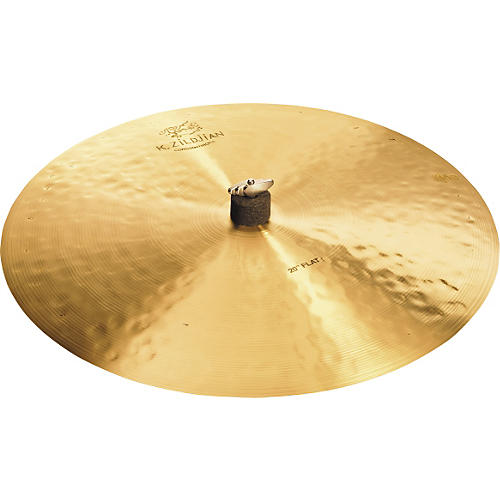 Zildjian K Constantinople Flat Ride Cymbal-thumbnail