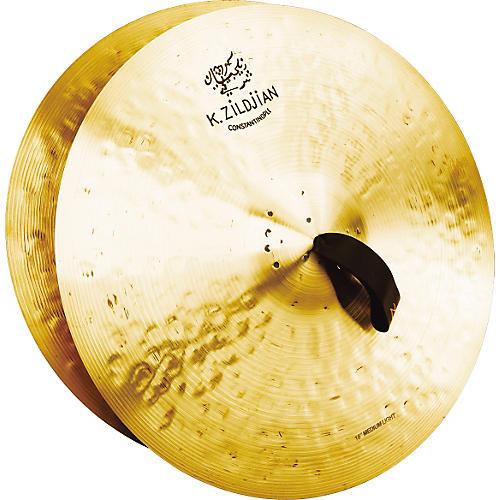 Zildjian K Constantinople Medium Light Crash Cymbal Pair-thumbnail