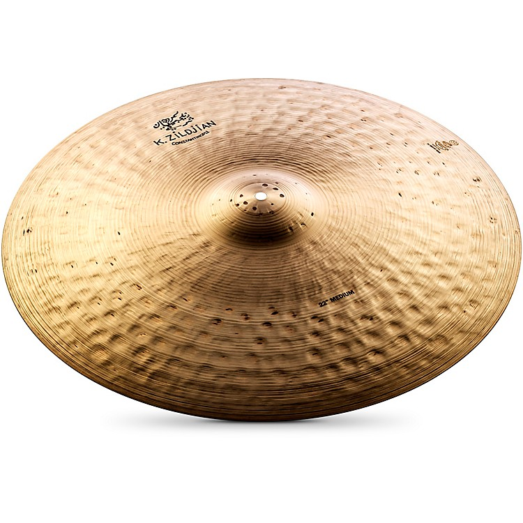 ZildjianK Constantinople Medium Ride Cymbal22 Inches
