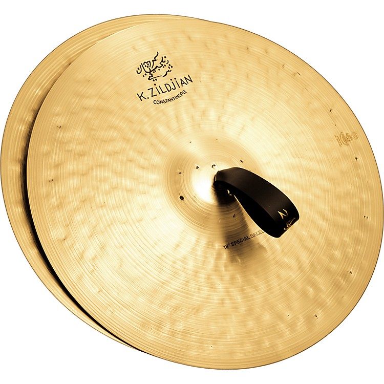 ZildjianK Constantinople Special Selection Pair18 Inch