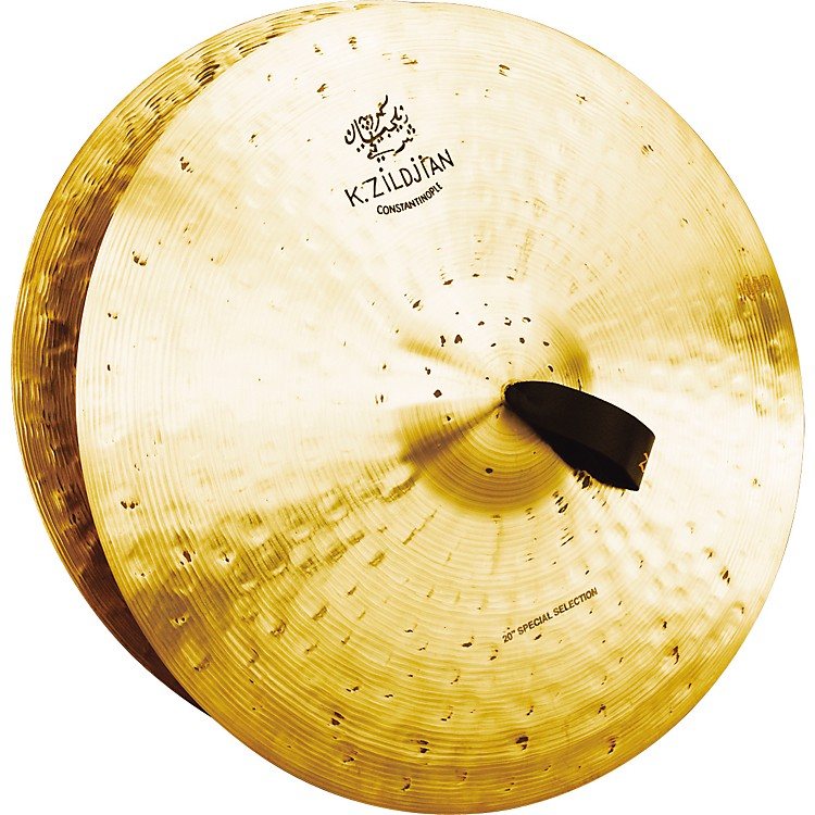 Zildjian K Constantinople Special Selection Pair