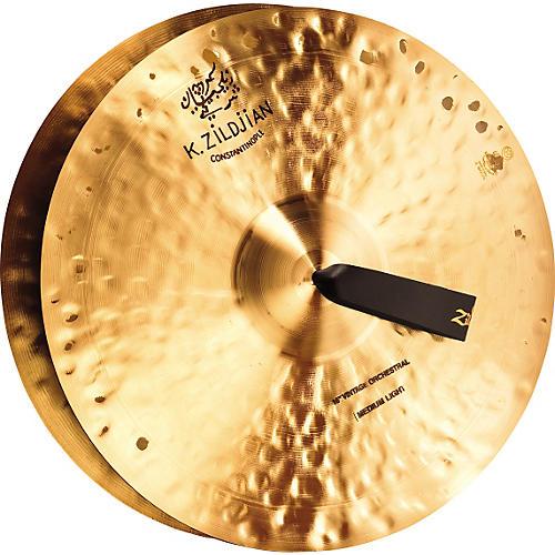 Zildjian K Constantinople Vintage Medium Light Crash Cymbal Pair 16 in.