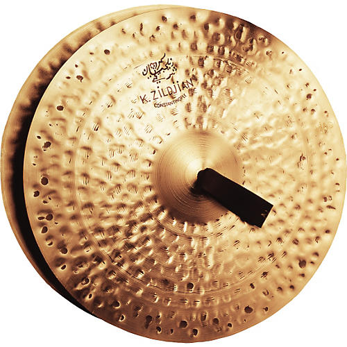 Zildjian K Constantinople Vintage Orchestral Cymbal Pair  18 in.