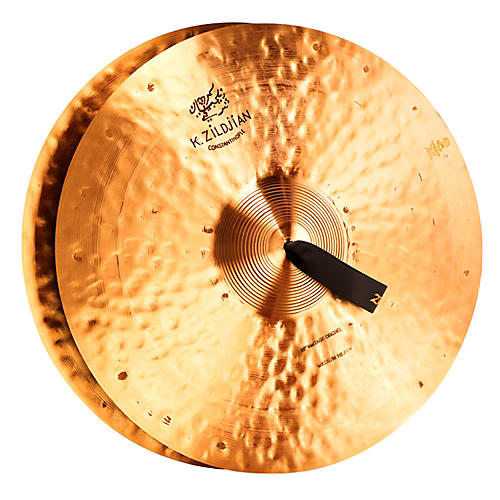 Zildjian K Constantinople Vintage Orchestral Medium Heavy Crash Cymbal Pair-thumbnail