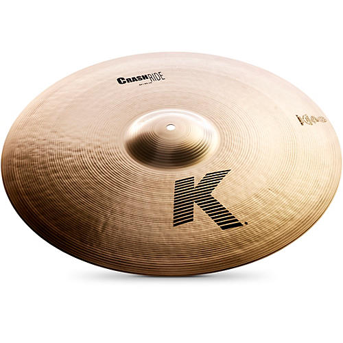 Zildjian K Crash Ride Cymbal 21 in.