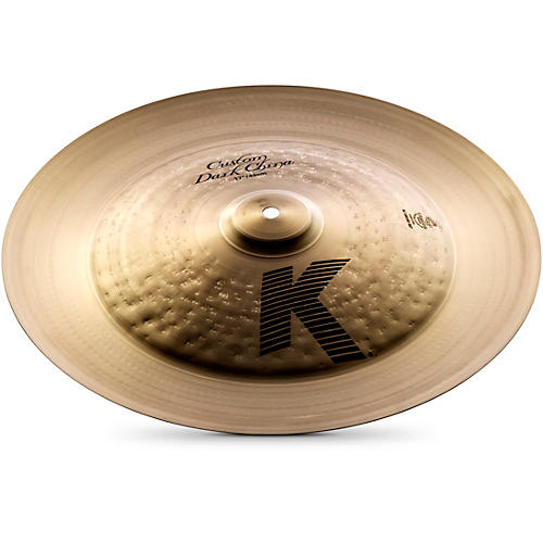 Zildjian K Custom Dark China Cymbal  17 Inches