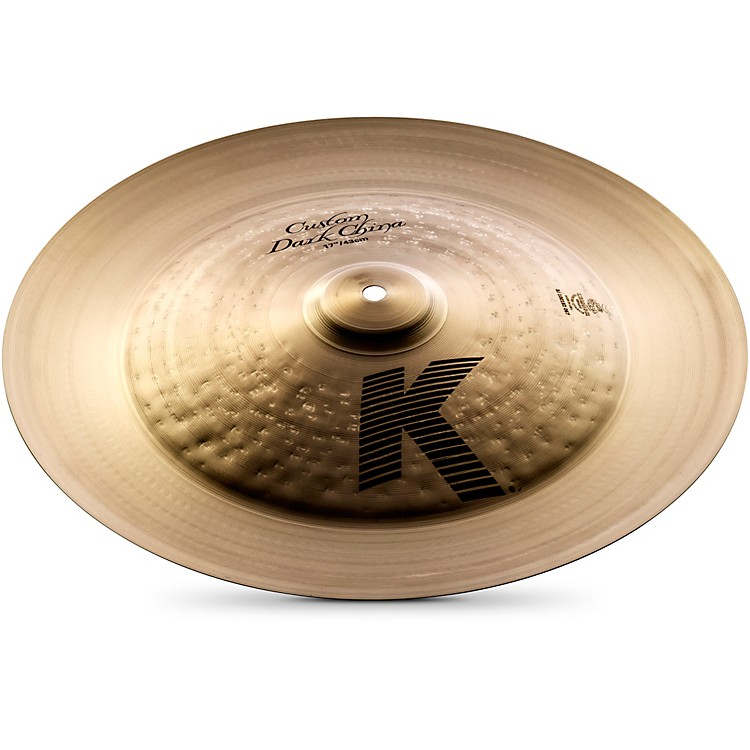 ZildjianK Custom Dark China Cymbal17 Inches
