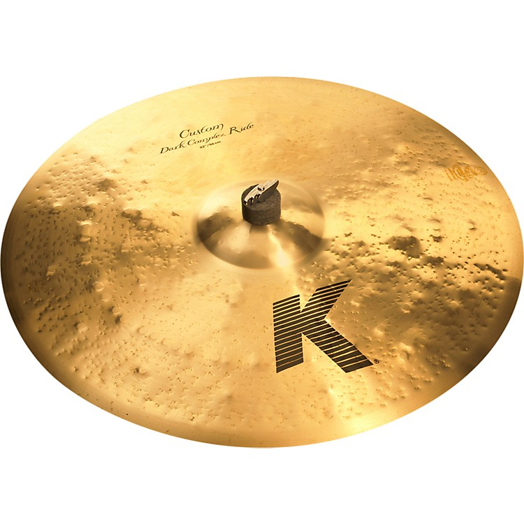 Zildjian K Custom Dark Complex Ride 22 Inch
