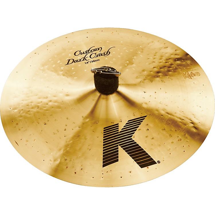 ZildjianK Custom Dark Crash Cymbal14 Inches