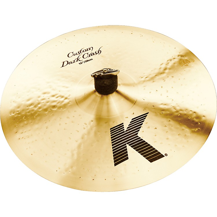 ZildjianK Custom Dark Crash Cymbal15 Inches