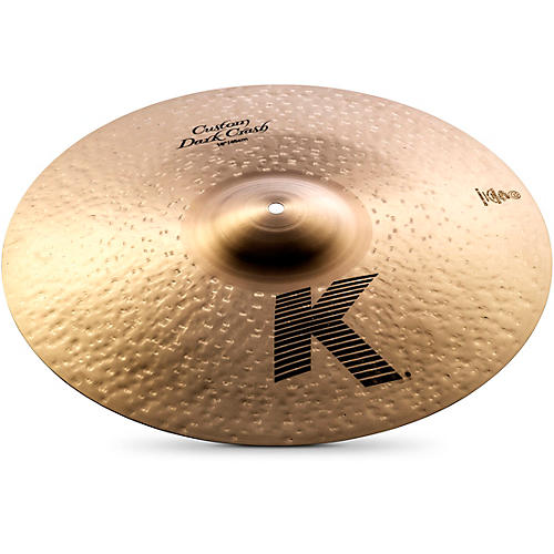 Zildjian K Custom Dark Crash Cymbal