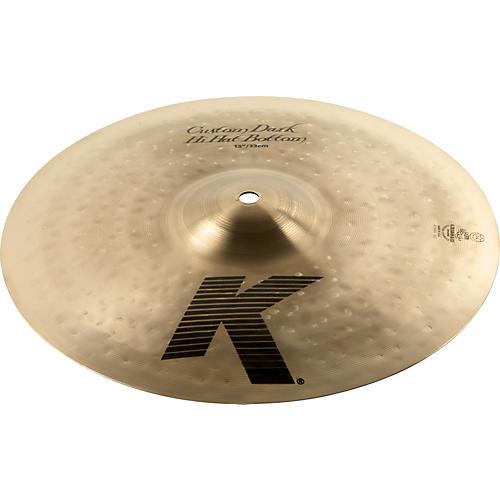 Zildjian K Custom Dark Hi-Hat Bottom