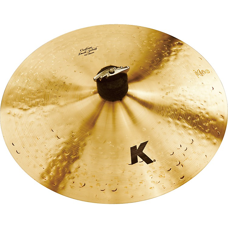 Zildjian K Custom Dark Splash  12 Inches