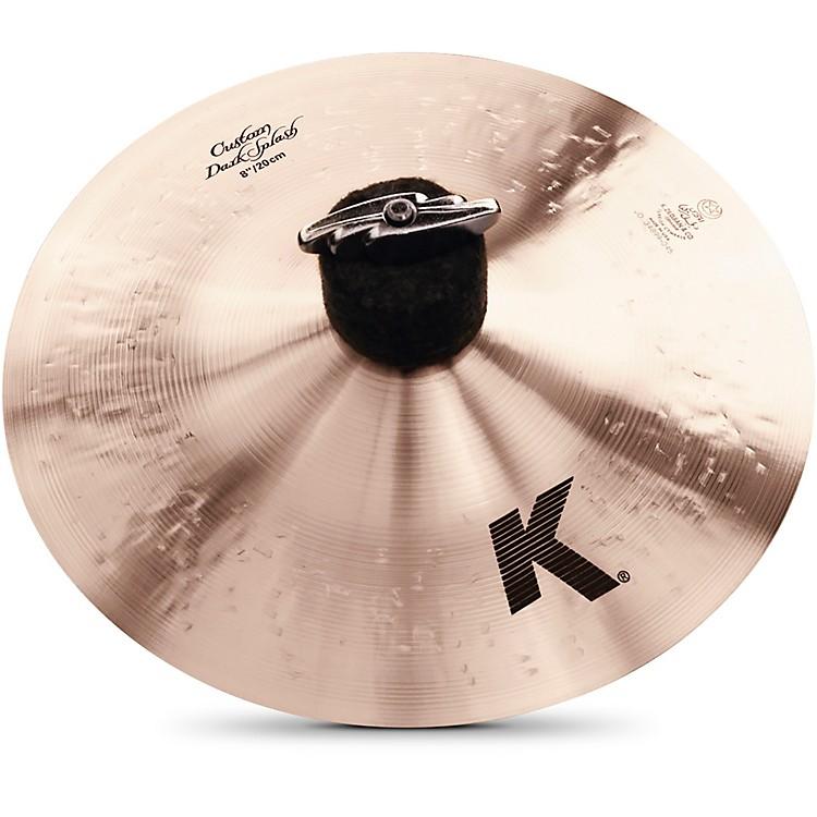 ZildjianK Custom Dark Splash8 Inches