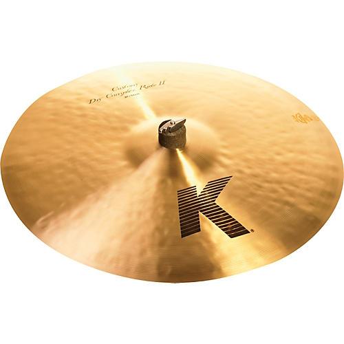 Zildjian K Custom Dry Complex II Ride Cymbal