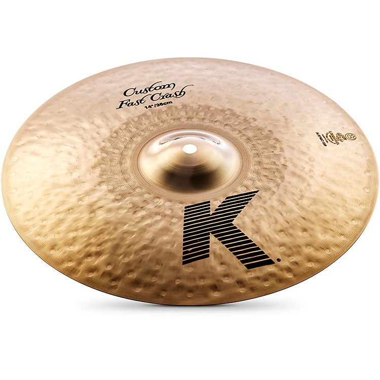 Zildjian K Custom Fast Crash Cymbal  18 Inches
