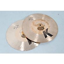 Zildjian K Custom Hybrid Hi-Hats Pair Level 3 14-1/4 190839112026