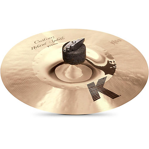 Zildjian K Custom Hybrid Splash Cymbal  9