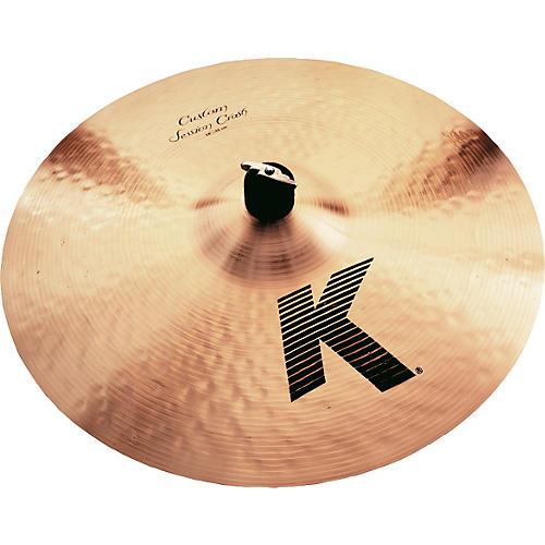 Zildjian K Custom Session Crash Cymbal Autographed by Steve Gadd-thumbnail