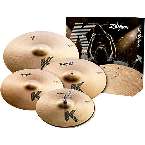 zildjian k cymbal pack musician 39 s friend. Black Bedroom Furniture Sets. Home Design Ideas
