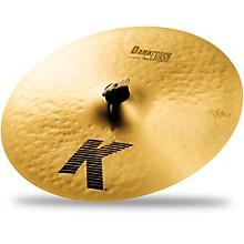Zildjian K Dark Thin Crash Cymbal 15 in.
