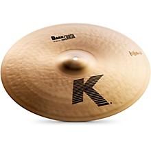Zildjian K Dark Thin Crash Cymbal 17 in.