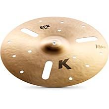 Zildjian K EFX Cymbal 16 in.
