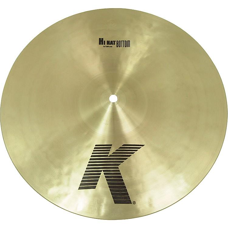 ZildjianK Hi Hat Bottom Cymbal