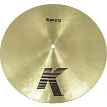 Zildjian K Hi Hat Bottom Cymbal 14 in.