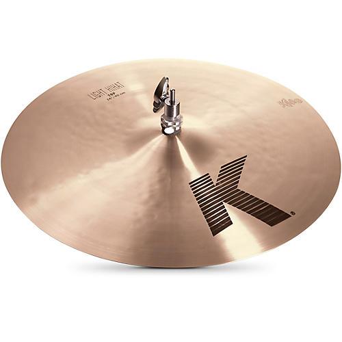 Zildjian K Light Hi-Hat Top Cymbal-thumbnail