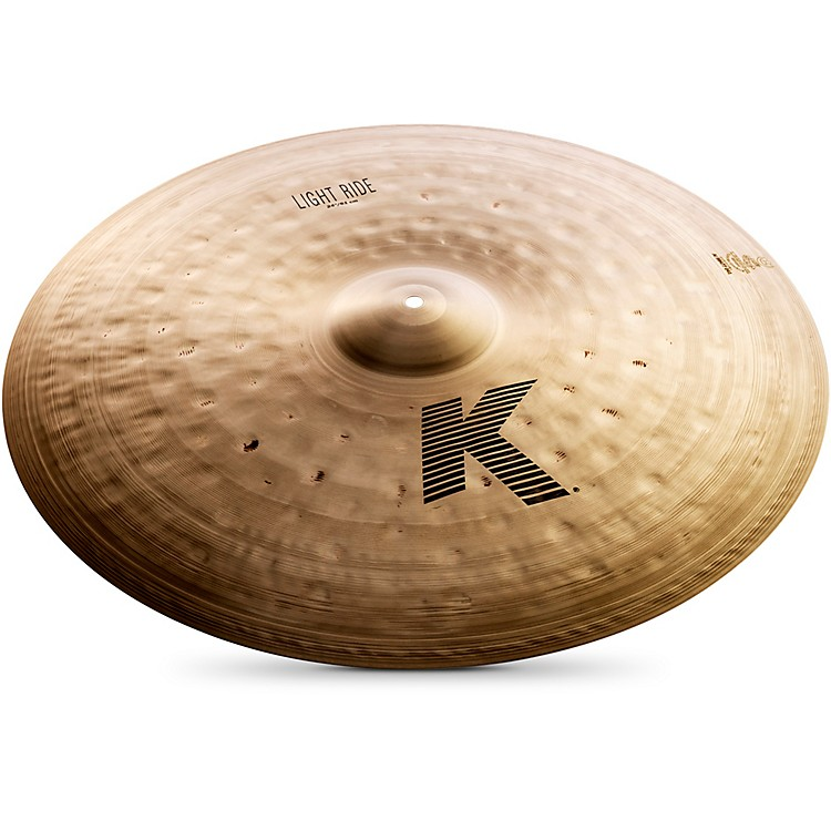 Zildjian K Light Ride Cymbal 24 Inch