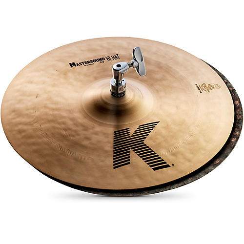Zildjian K Mastersound Hi-Hats  14 in.