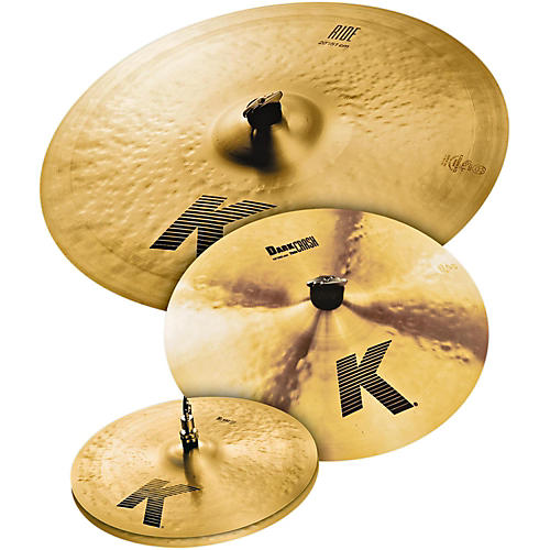 Zildjian K Series 390 Cymbal Pack