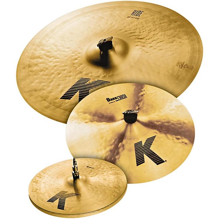 ZildjianK Series 390 Cymbal Pack