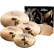 Zildjian K Series 5-Piece Cymbal Pack