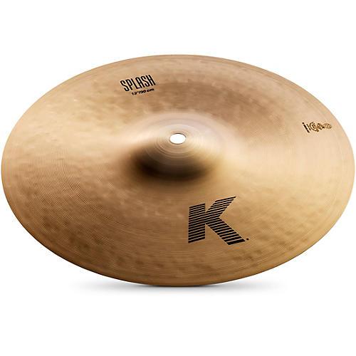 Zildjian K Splash Cymbal  12 in.