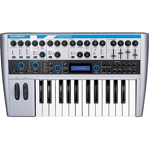 novation x station 25 manual