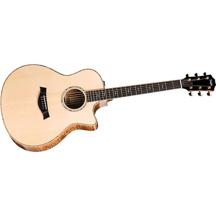 TaylorK16ce Koa/Spruce Grand Symphony Acoustic-Electric Guitar