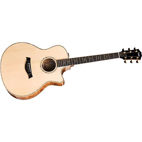 Taylor K16ce-L Koa/Spruce Grand Symphony Left-Handed Acoustic-Electric Guitar