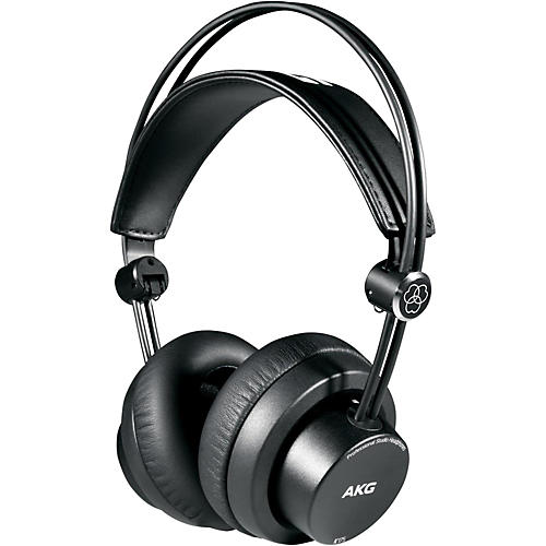 AKG K175 Closed Back Supra-aural Studio Headphones