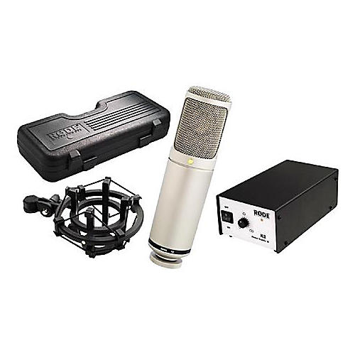Rode Microphones K2 Variable-Pattern Tube Microphone
