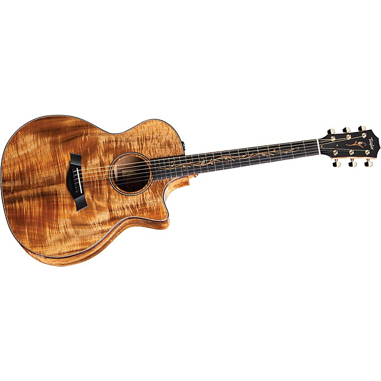 Taylor K24ce Koa Grand Auditorium Acoustic-Electric Guitar