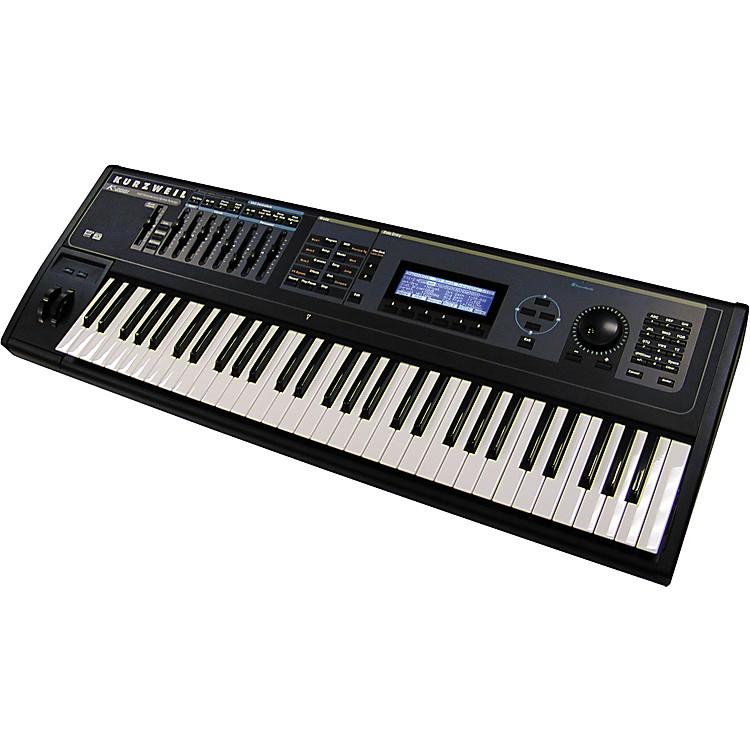 kurzweil k2661 61 key keyboard sampling workstation musician 39 s friend. Black Bedroom Furniture Sets. Home Design Ideas