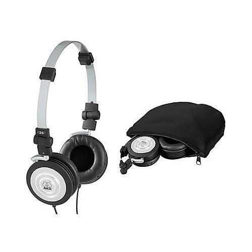 AKG K26P Folding Closed Back Headphones