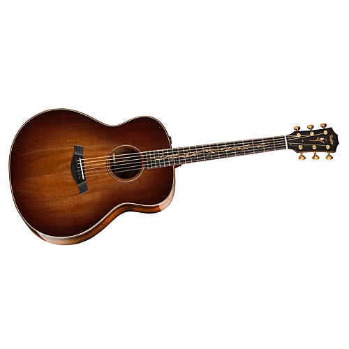 Taylor K28e Grand Orchestra Acoustic-Electric Guitar-thumbnail