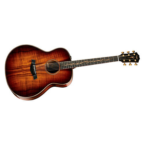 Taylor K28e Koa Series Grand Orchestra Acoustic-Electric Guitar